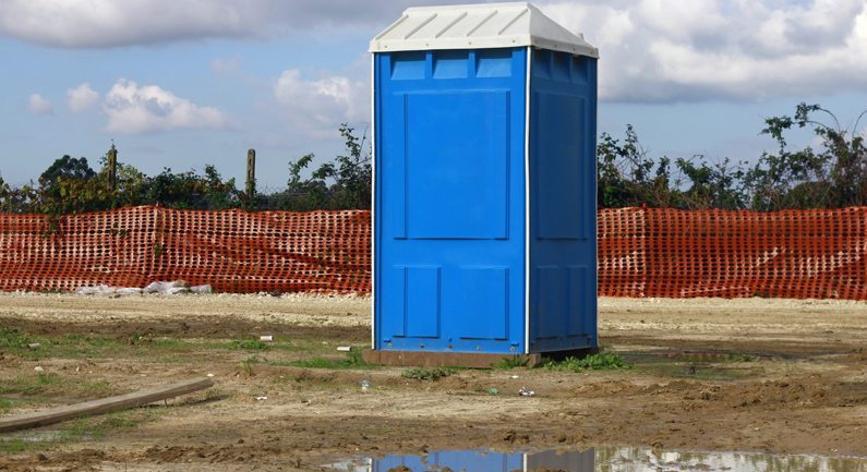 Portable Site Toilets