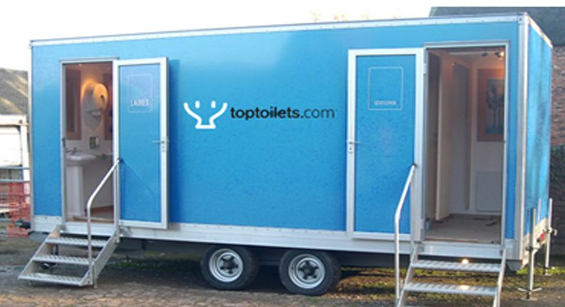 Looking For Toilet Block Hire?