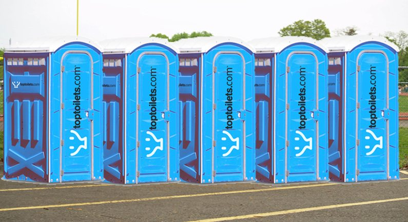 We Make Toilet Hire Simple!